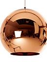 Lampe suspendue ,  Rustique Laiton Antique Fonctionnalite for Designers MetalChambre a coucher Salle a manger Bureau/Bureau de maison