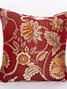 1pc 45 * 45cm caz de perna roșie decorativă decorațiuni interioare