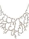 Pentru femei Perle Coliere cu Pandativ Κολιέ με Πέρλες Coliere - Declarație Cute Stil Modă European Coliere Pentru Petrecere