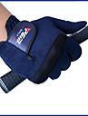 PROMEND Full Finger Gloves Men\'s Warm Wearproof Anti-skidding Golf Glove Spandex Spandex Blue Golf Leisure Sports