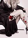 Tatouages Autocollants Series de fleur Dessins Animes Dessin-Anime Homme Femme Adulte Adolescent Tatouage Temporaire Tatouages