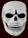 Annat Ghost Monsters Mask Herr Dam Halloween Festival / högtid Halloweenkostymer Svartvit Tryck