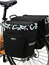 Cykelväska 30L Väska till pakethållaren/Cykelväska Vattentät Bärbar Stötsäker Cykelväska 600D Polyester Nät Pyöräilylaukku