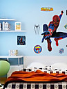 Desene Animate / Natură moartă / Modă / Timp Liber Perete Postituri Autocolante perete plane,PVC 90*60*0.1