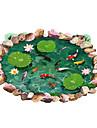 Animale / Botanic / Natură moartă / Modă / Florale / Timp Liber / #D Perete Postituri 3D Acțibilduri de Perete,PVC 90*60*0.1