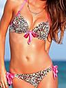 Venus Regina femei Zebra Pattern Skin Bikini VQ00143