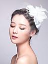 tul de țesături fascinatoare cap elegant stil clasic feminin