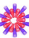 Manucure Embout pour enlever le vernis a ongle Classique Haute qualite Quotidien