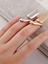 Inele Sexy / La modă Zilnic / Casual Bijuterii Dame Inele deget unghiilor 1 buc,4 Auriu / Argint