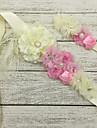 satin nunta / canece seara cu floral cu stras elegant stil clasic