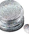 1pc Akrilni prašak / Powder / Glitter Powder Sjaji i svijetli / Laserski holografski Nail Art Design