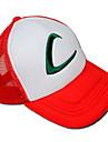 Čepice / klobouk Inspirovaný Pocket Little Monster Ash Ketchum Anime a Videohry Cosplay Doplňky Rukáv / Klobouk Terylen Pánské Halloweenské kostýmy