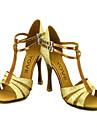 sandale femei latin personalizate lui spumante pantofi de dans sclipici (mai multe culori)