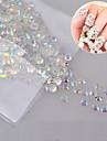 1000 Glitters Klassisk Bröllop Hög kvalitet Dagligen Nail Art Design