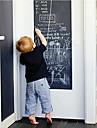 Autocollants muraux decoratifs - Tableaux Noirs Muraux Autocollants Forme Salle de sejour / Chambre a coucher / Salle a manger / Amovible