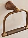 トイレットペーパーホルダー アンティーク 真鍮 1枚 - ホテルバス