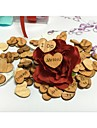 Wedding / Engagement / Valentine\'s Day Wood Wedding Decorations Beach Theme / Garden Theme / Floral Theme / Fairytale Theme Spring Summer