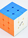 Rubiks kub QI YI LEISHENG 120 3*3*3 Mjuk hastighetskub Magiska kuber Pusselkub professionell nivå / Hastighet / Konkurrens Present