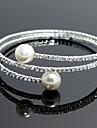 Pentru femei - Componentă Tenis Brățări rotunde Argintiu Brățări Pentru Nuntă Petrecere Ocazie specială