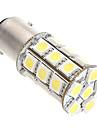 2pcs PY21W P21 / 5w 1157/7443 27smd 5050 a condus lumini de frână bec alb de masina lampa lumini spate oprire se aprinde