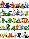 Actionfigurer Kul Klassisk pvc Present 144pcs
