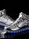 Unisex Adidași Primăvară Toamnă Iarnă Confortabili Pantofi la Modă Aprinde saboții Sintetic Outdoor Casual Atletic Toc Plat Dantelă