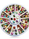 1 Nail Smycken Metallisk Mode Hög kvalitet Dagligen