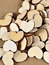 Lemn Material Ecologic Decoratiuni nunta-100Piesă/Set Primăvară Vară Toamnă Iarnă Nepersonalizat