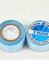 Alati za ekstenzije plastika Wig ljepilo ljepilo Ljepljive trake 2 pcs Plava