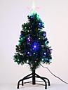 عيد الميلاد مضاءة شجرة عيد الميلاد
