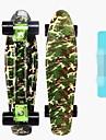 Standardboards Kamoflage Kamouflage Röd
