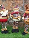 1 buc Om de Zăpadă Santa Figurine de Crăciun Crăciun Novelty Petrecere, Decoratiuni de vacanta Ornamente de vacanță