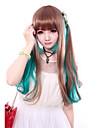 Peruci Lolita Lolita dulce culoare Gradient Peruci Lolita 60 CM Peruci de Cosplay Peteci Perucă Pentru