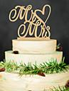 Zi de Naștere Petrecere Nuntă Lemn Material amestecat Decoratiuni nunta Temă Clasică Iarnă Primăvară Vară Toamnă Toate Sezoanele