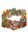 Dame Brățări cu Lanț & Legături costum de bijuterii Cristal Bijuterii Pentru Zi de Naștere Zilnic