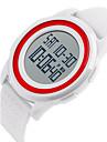SKMEI Bărbați Ceas Sport Ceas de Mână Piloane de Menținut Carnea LCD Calendar Rezistent la Apă Zone Duale de Timp alarmă Luminos