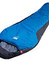 Sac de couchage Sac Momie -15-5°C Resistant a l\'humidite Portable Sechage rapide Pare-vent Respirabilite 215X80 Chasse Randonnee Camping