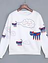 Women\'s Casual Sweatshirt Print