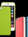 Pentru iPhone 8 iPhone 8 Plus iPhone 7 iPhone 7 Plus iPhone 6 iPhone 6 Plus Carcase Huse Anti Șoc Other Carcasă Spate Maska Culoare solidă