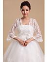 dantelă nunta nunta wraps straturi / jachete stil clasic feminin