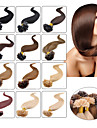 Extensions de cheveux humains Cheveux humains 40-50 16,18,20,22,24 Extension des cheveux