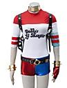 Superhjältar Burlesk/CLågn Cosplay Cosplay Kostymer/Dräkter Film-cosplay Röd T-shirt Halloween Karnival Oktoberfest Barnens Dag Nyår
