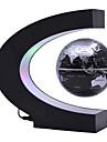 """3.5"""" Globe Globe flottant Balles Creatif Levitation Magnetique Garcon 1pcs Pieces ABS"""