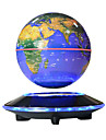 Globe flottant Jeu & Modele d\'Astronomie Jouets Sphere Levitation Magnetique Fille Garcon 1pcs Pieces ABS