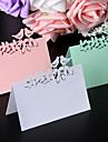Hârtie perlă Tabelul Center Pieces - Nepersonalizat Suporturi carduri loc Perle 40 / Iarnă Primăvară Vară Toamnă Toate Sezoanele