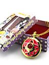 Klocka/Armbandsur Inspirerad av Sailor Moon Sailor Moon Animé Cosplay-tillbehör Klocka/Armbandsur Legering Dam