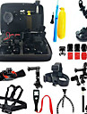Accessoires Kit Antichocs Tout en un Pour Camera d\'action Gopro 5 Xiaomi Camera Gopro 4 Gopro 3 Gopro 2 Gopro 1 Sports DV ION The Game