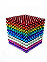 216 pcs 5mm Magnet Toy Magnetic Balls Building Blocks Super Strong Rare-Earth Magnets Magnet Neodymium Magnet Chic & Modern Stress and Anxiety Relief Office Desk Toys Kid\'s / Adults\' Boys\' Girls\' Toy