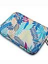 Ärmar för Blomma Textil MacBook Pro 15 tum MacBook Air 13 tum MacBook Pro 13 tum MacBook Air 11 tum Macbook MacBook Pro 15 tum med