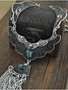 coliere pandantiv colier bijuterii Halloween ziua de nastere partid zilnic cadouri stil aliaj femei 1pc cadou de argint